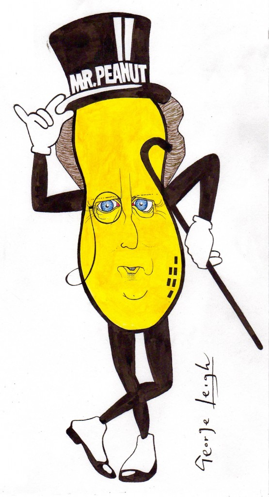 Mr Peanut