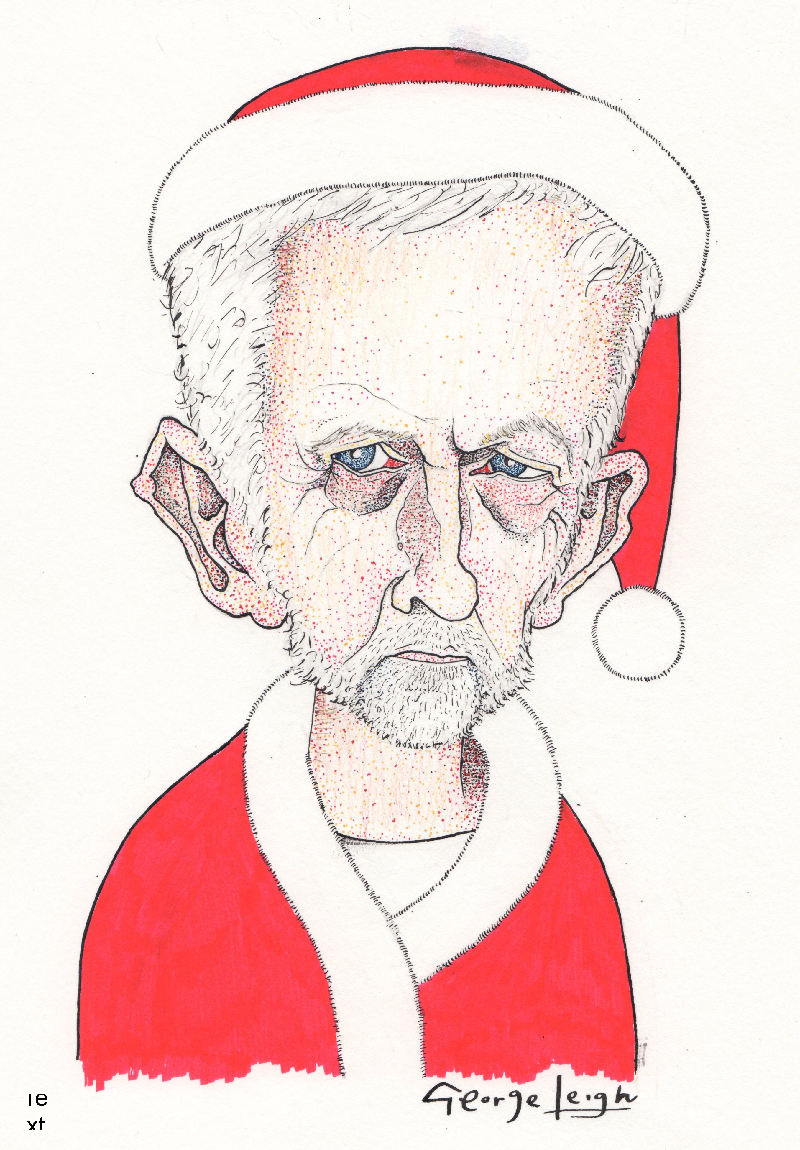 Jerry Christmas Everyone! | George Leigh